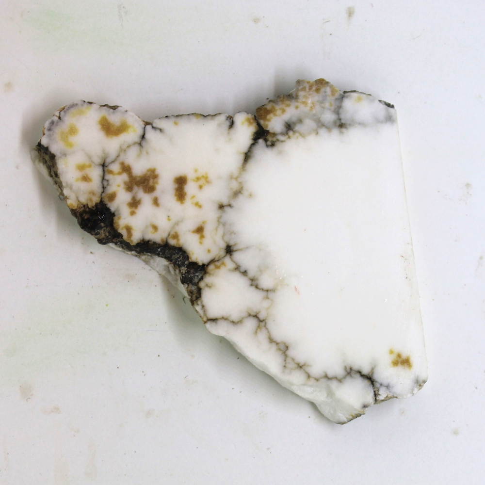 #2079 Howlite Howelite Slab