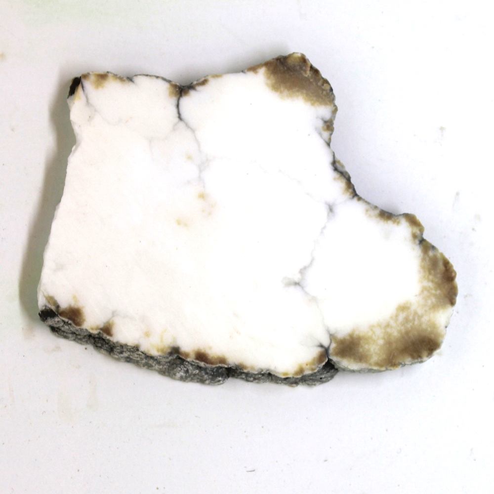#2308 Howlite Howelite Slab