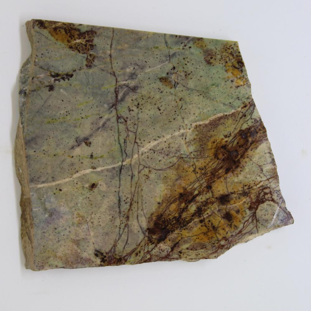 #2878 Monet Jasper Slab