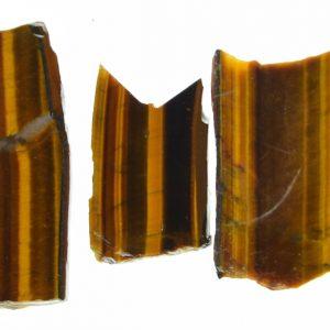 #4034 Gold Tiger Eye Slabs (3 pieces)