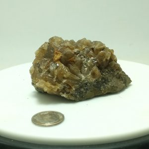 4023-Barite from a septarian concretion, Emery County, Utah