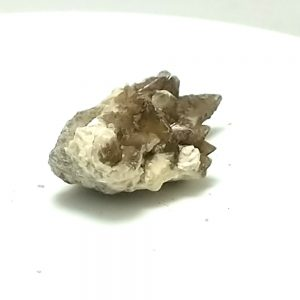 4028-Rare Irridescent Arrowhead Marcasite on Dolomite, Rensselaer, Indiana