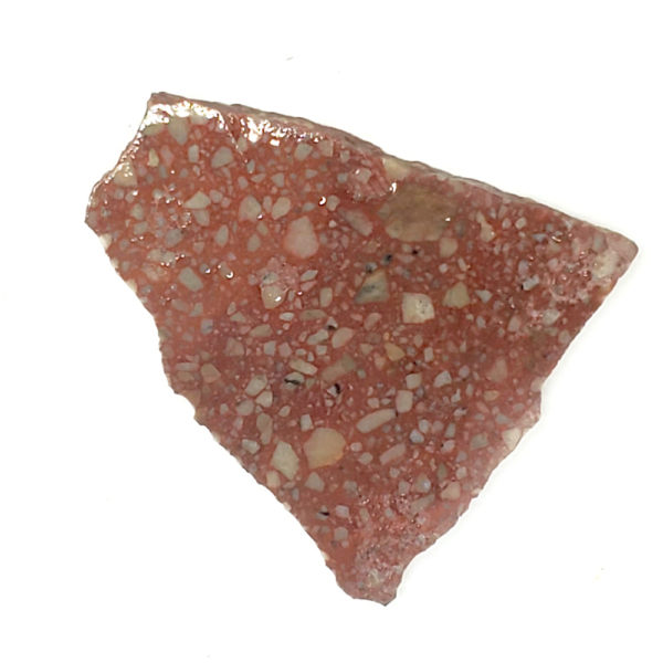 6965 - Red Puddingstone Conglomerate